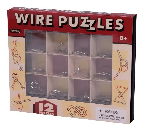 Schylling Wire Puzzles