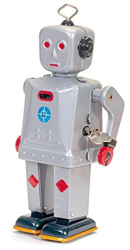 Schylling Sparkling Mike Robot