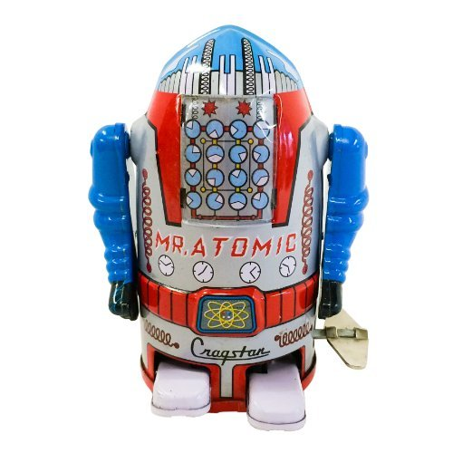 Toy Mr. Atomic Robot
