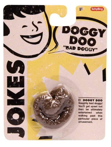 Toy Jokes Doggy Doo
