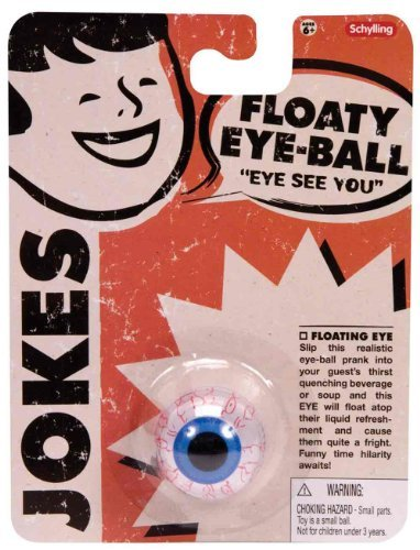 Prank Floaty Eyeball