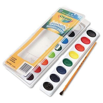 Toy Watercolor Set 16ct