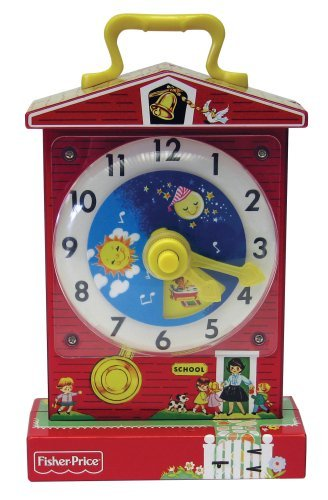 Toy Fp Teaching Clock