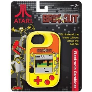 Game Breakout Electronic Hand Held Game