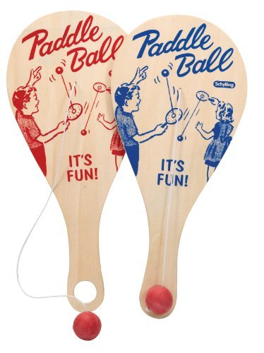 Schylling Paddle Ball