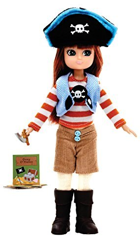 Toy Lottie Doll Pirate Queen