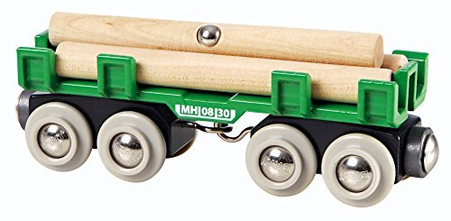 Toy Lumber Wagon