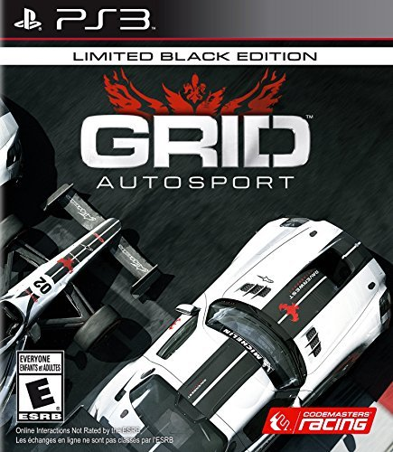 Ps3 Grid Autosport Black Edition