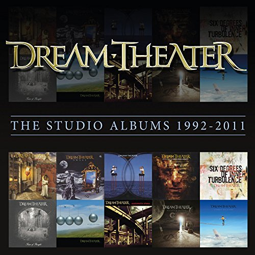 Dream Theater Studio Albums 1992 2011