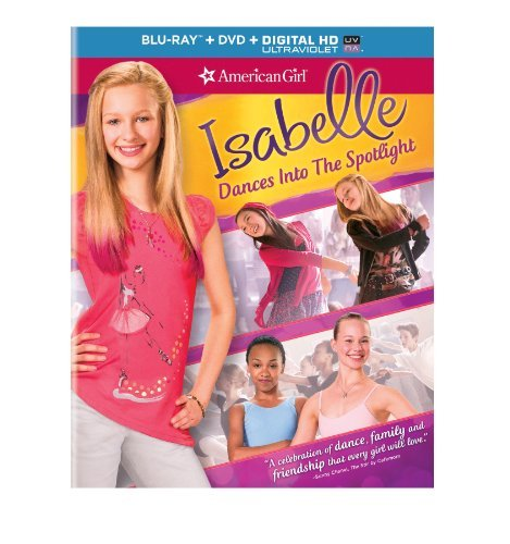 American Girl Isabelle Dances Into The Spotlight Blu Ray Nr