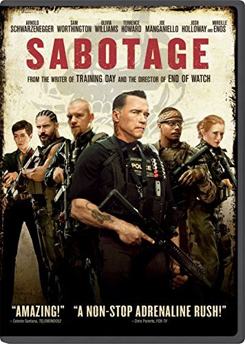 Sabotage Schwarzenegger Worthington Howard Schwarzenegger Worthington Howard