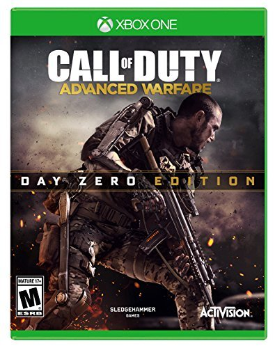 Xb1 Call Of Duty Advanced Warfare
