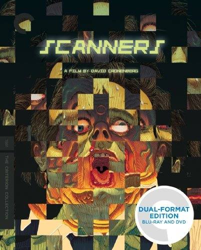 Scanners Scanners Blu Ray DVD R Criterion Collection