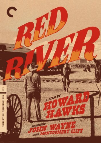 Red River (1948) Wayne Clift DVD Nr Criterion Collection