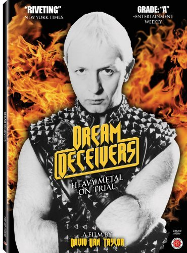Dream Deceivers Heavy Metal On Trial Dream Deceivers Heavy Metal On Trial DVD