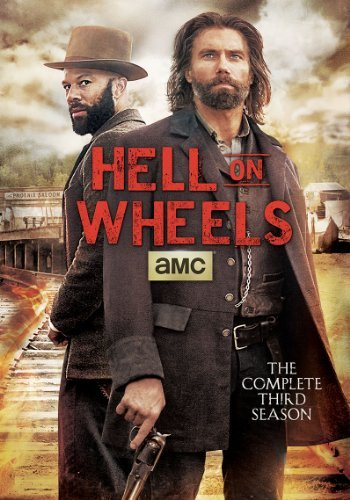 Hell On Wheels Season 3 DVD Season 3
