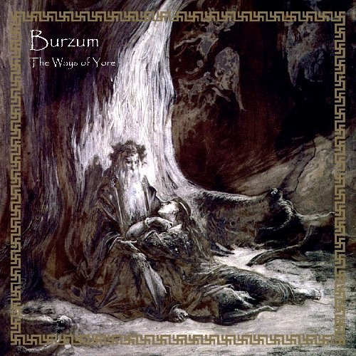 Burzum Ways Of Yore Import Gbr