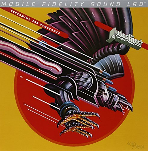 Judas Priest Screaming For Vengeance Urp400 X359 Urb Group