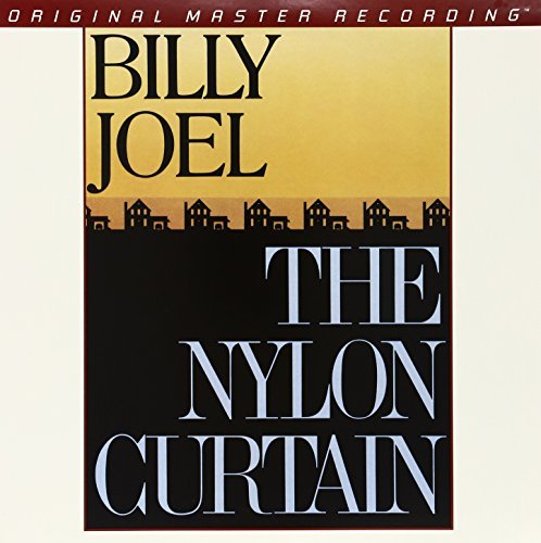 Billy Joel Nylon Curtain Urp400 X359 Urb Group