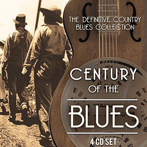 Century Of The Blues Century Of The Blues Import Gbr 4 CD