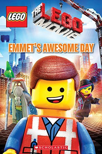 Anna Holmes Lego The Lego Movie Emmet's Awesome Day