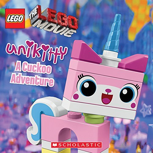 Samantha Brooke Lego The Lego Movie Unikitty A Cuckoo Adventure