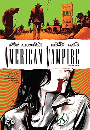 Scott Snyder American Vampire Vol. 7