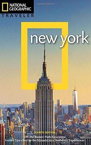 Michael S. Durham National Geographic Traveler New York 4th Edition