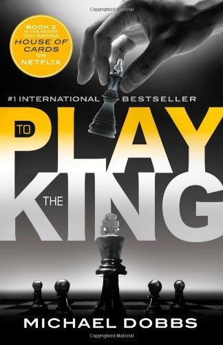 Michael Dobbs To Play The King