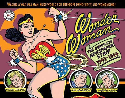 William Moulton Marston Wonder Woman The Complete Dailies 1944 1945