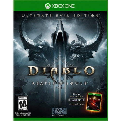 Xb1 Diablo Iii Ultimate Evil Edition