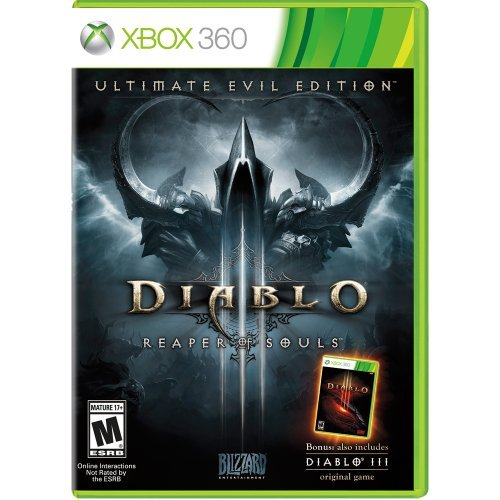 X360 Diablo Iii Ultimate Evil Edition
