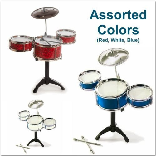 Gift Desktop Drum Kit 9 Case
