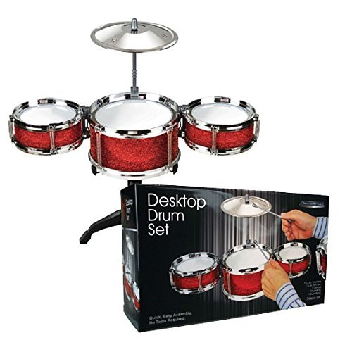 Gift Desktop Drum Set
