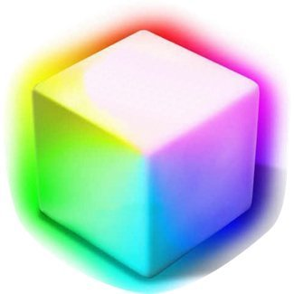 Novelty Light Cube