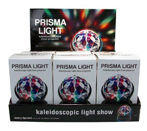 Gift Prisma Light Requires Batteries 3 Aa 9 Display