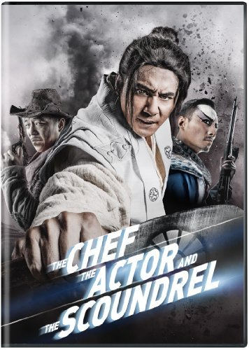 Chef Actor Scoundrel Chef Actor Scoundrel DVD