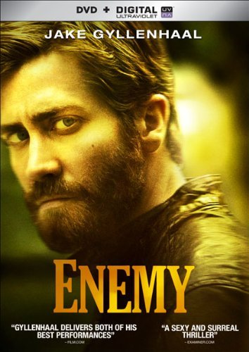 Enemy Gyllenhaal Laurent Gadon DVD Nr