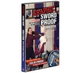 Cold Steel Graphic Sword Proof