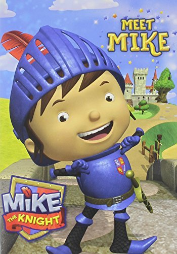 Mike The Knight Meet Mike DVD