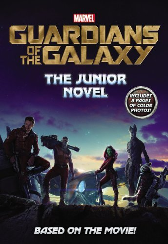 Marvel Marvel's Guardians Of The Galaxy The Junior Novel