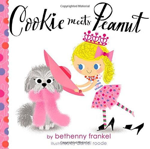 Bethenny Frankel Cookie Meets Peanut