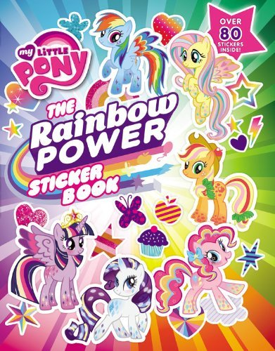 Celeste Sisler The Rainbow Power Sticker Book
