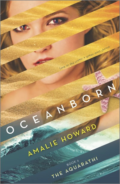 Amalie Howard Oceanborn