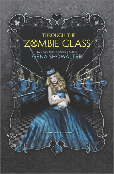 Gena Showalter Through The Zombie Glass