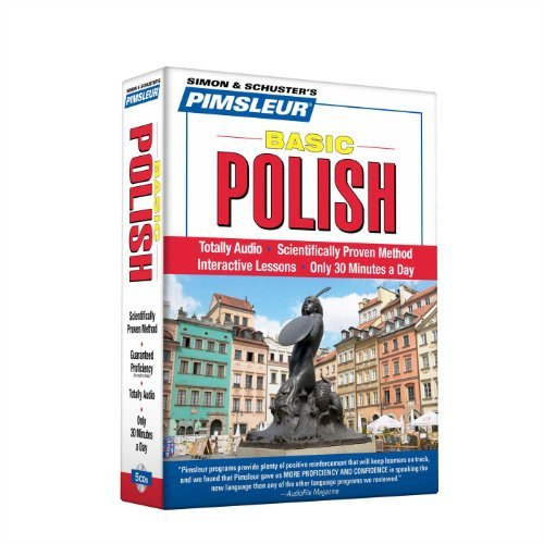 Pimsleur Pimsleur Polish Basic Course Level 1 Lessons 1 1 Learn To Speak And Understand Polish With Pimsleu Lessons