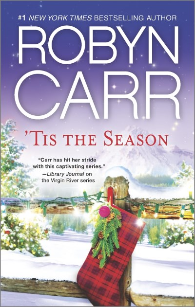 Robyn Carr 'tis The Season Under The Christmas Tree\midnight Confessions\bac