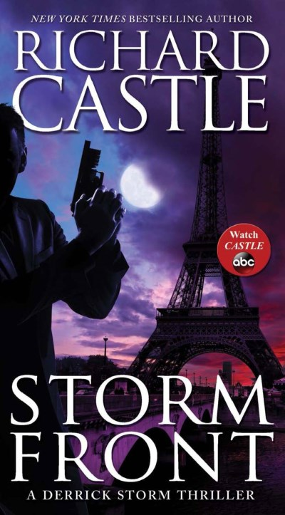 Richard Castle Storm Front