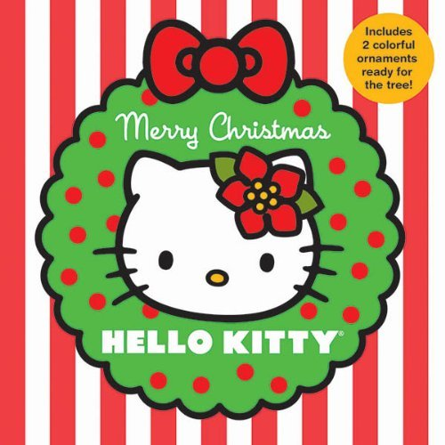 Abrams Books Merry Christmas Hello Kitty!