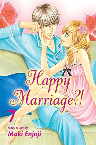 Maki Enjoji Happy Marriage?! Volume 7